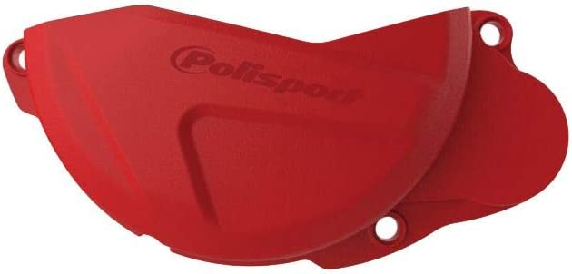 for 18-20 Honda CRF250R Polisport Clutch Cover Guard RED CR 2004