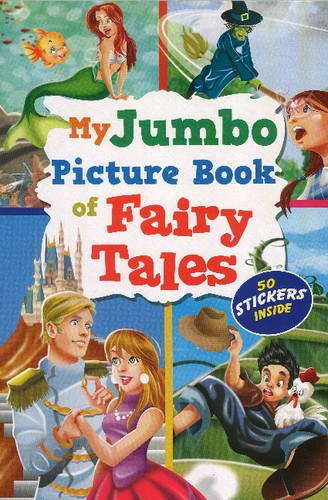 My Jumbo Picture Book of Fairy Tales pdf
