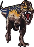 Limited Time Offer on Application Purple and Brown T-Rex Patch.