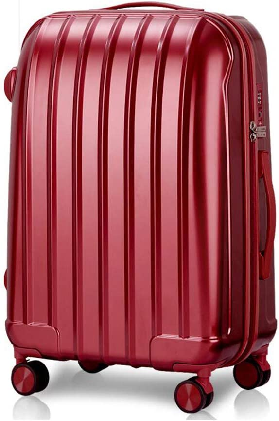 Color : B, Size : 502971cm New Trolley Case Large Capacity Shell Box Ladies Suitcase 24 Inch Universal Wheel Boarding 20 Inch Suitcase Lightweight Business Trips Qzny Suitcase