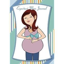 Expectant Mom Journal: Create keepsake pregnancy diary and memory book (Blank Journal) (Pregnancy Keepsake Book)