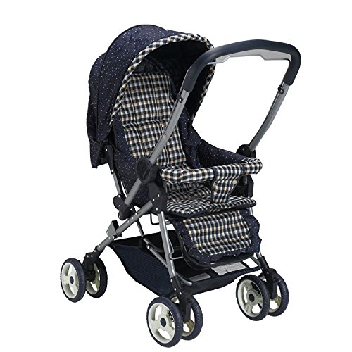 landscape aluminum baby trolley baby prams and pushchairs cochecito bebe poussette pliante portable by vory (Image #4)