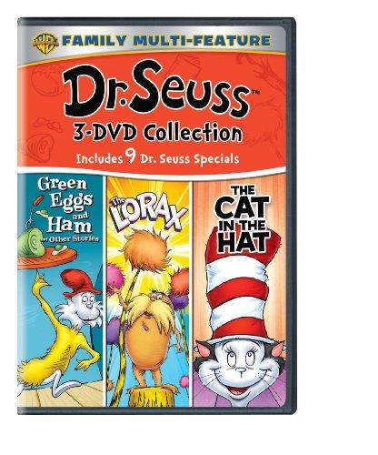 Dr. Seuss Triple Feature (DVD)