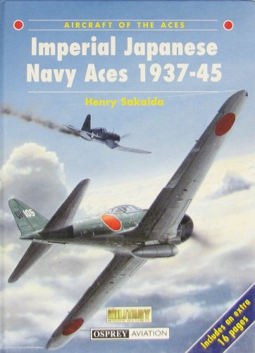 Aircraft of the Aces: Imperial Japanese Navy Aces 1937 - Aircraft Ace