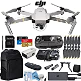 DJI Mavic Pro Platinum (Obsidian) Starters Bundle (Version 2)