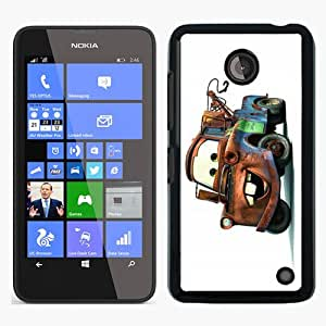 PAN Personalized Design Mater Cars Black Nokia Lumia 630 Case