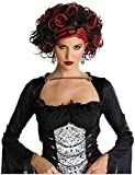 Morris Costumes - Wicked Widow Wig