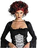 Morris Costumes - Wicked Widow Wig