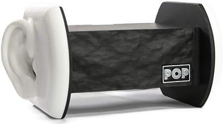 DuoPop2.0 バイノーラルマイク ASMRマイク iphone録音可能 シリコン製の擬似耳 高感度マイク