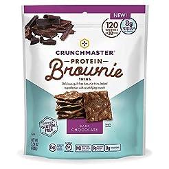 Crunchmaster Dark Chocolate Protein Brow...