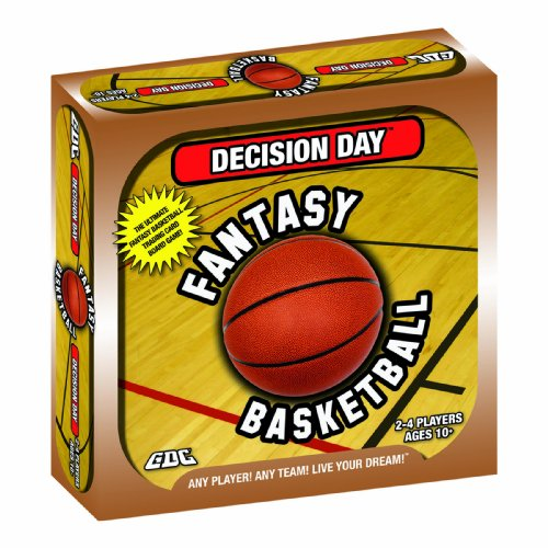 Decision Day - Fantasy Basketball