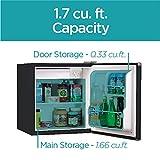 BLACK+DECKER BCRK17B Compact Refrigerator Energy