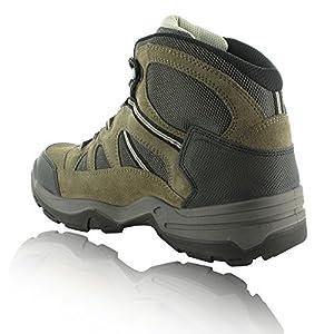 Hi-Tec Bandera II Mid WP Walking Shoes - AW17-12 - Brown