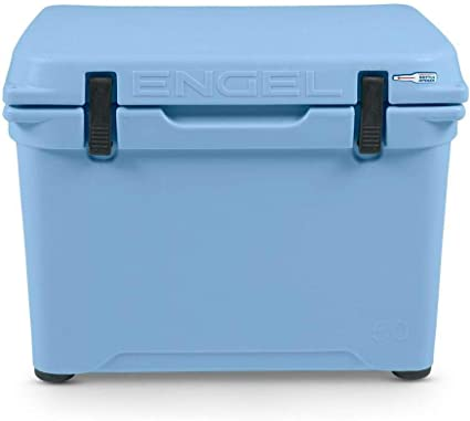 Camping Ice Box High Performance Cooler Outdoor Beverage Ice Chest 55 Rotomolded
