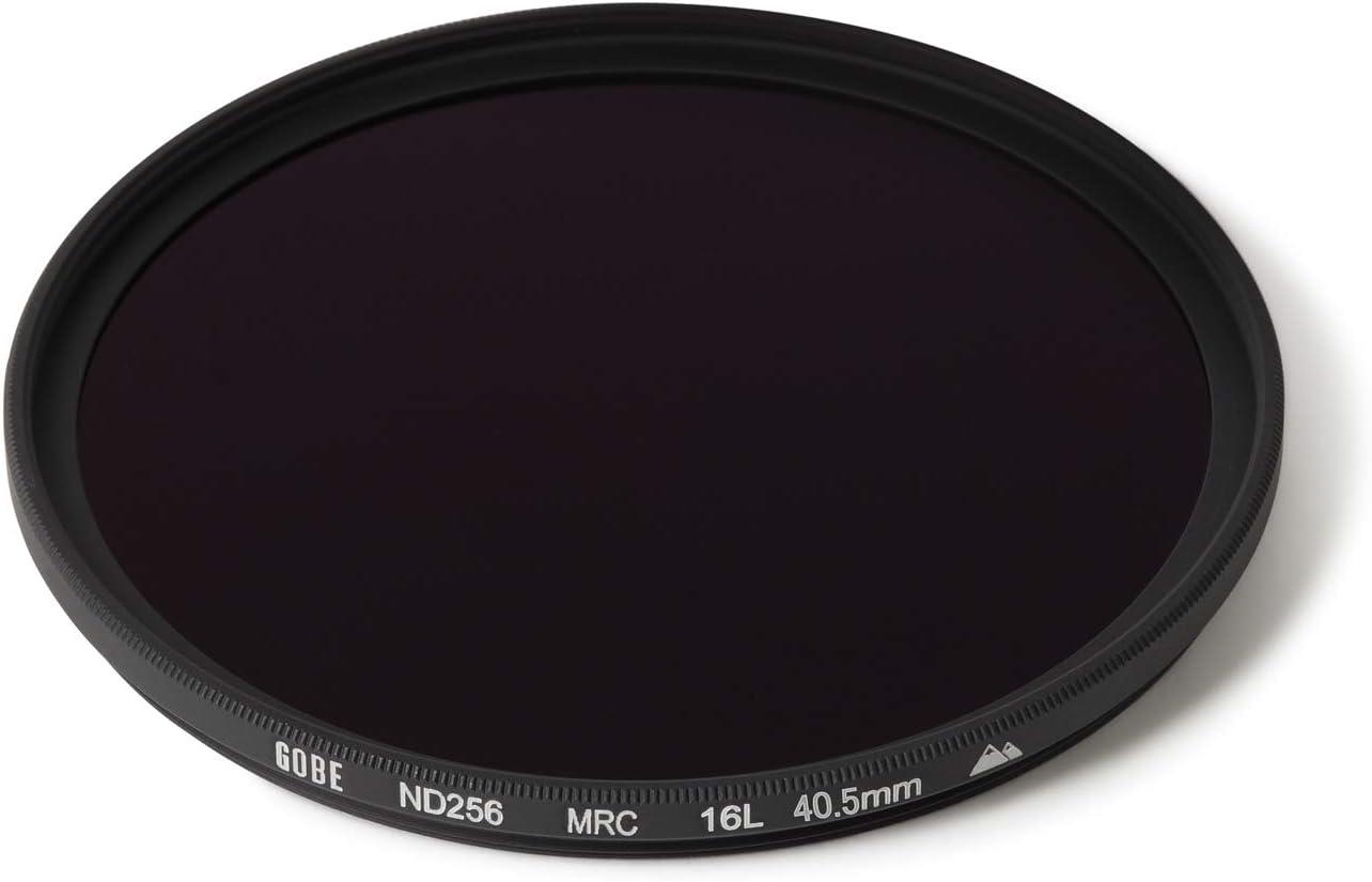 8 Stop ND Lens Filter 2Peak Gobe 39mm ND256