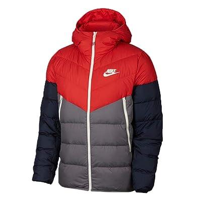 c6d603b3a Amazon.com | NIKE Men's Sportswear Windrunner Down Fill Hooded ...