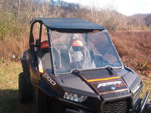 Smoked Windshield (Polaris RZR 1000 All Models and 2015 Newer RZR 900 Tinted