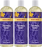 Burt's Bees Body Wash, Lavender and Honey, 3 Count
