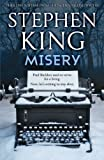 Front cover for the book Misery by Stephen King