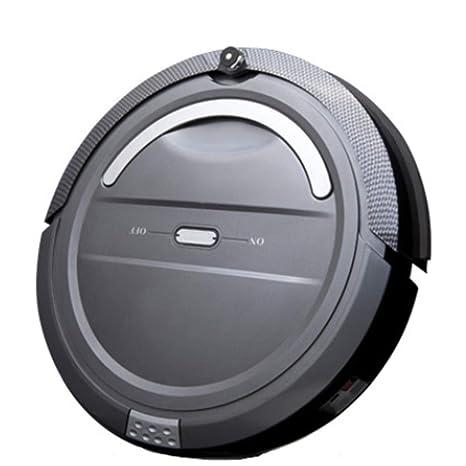 L&J Robot Aspirador,Smart Vacuum Multifuncional Aspirador,Anti-Colisión System,Sensores De