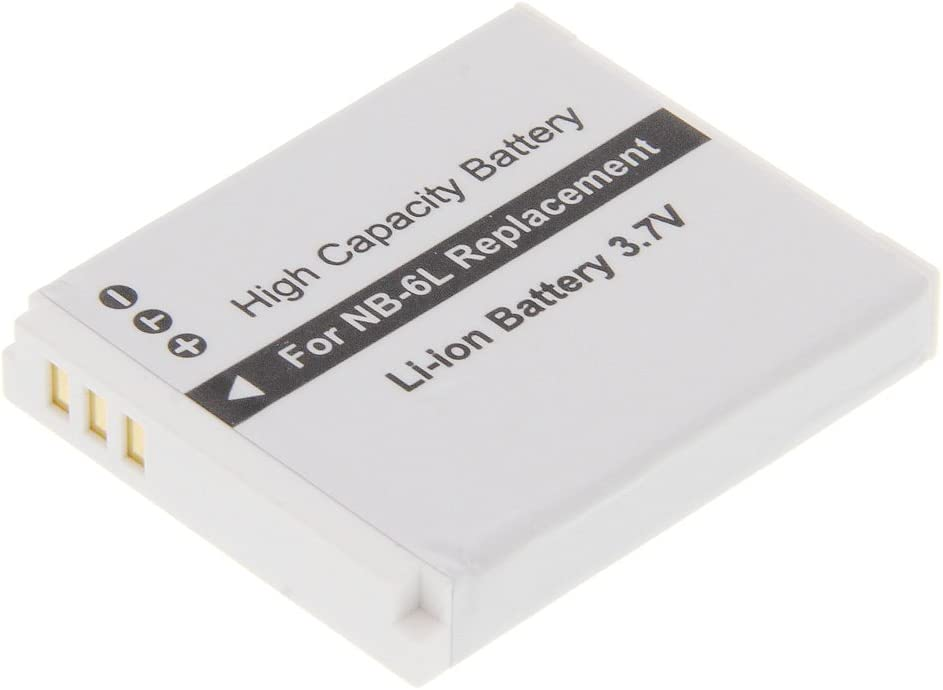 Batería 1000mAh para CANON DIGITAL IXUS 300HS 300 HS ACCU