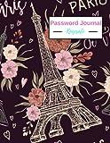 img - for Password Journal: Internet Password Organizer 8.5