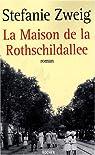 La Maison de Rothschildallee par Zweig
