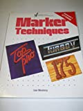 Marker Techniques Workbooks, Lee Woolery, 0891342737