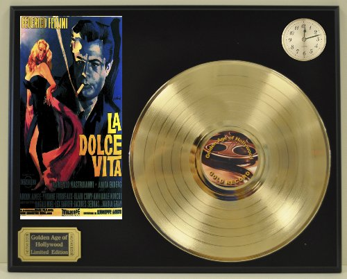 d Edition Gold LP and Clock Record Display. Only 500 made. Limited quanities. FREE US SHIPPING ()