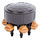 DIG AD6 6 Outlet 20 GPH per outlet Adjustable Drip Manifold
