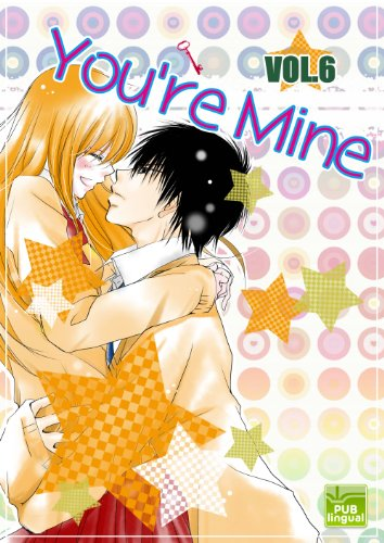 Image result for you're mine manga cover