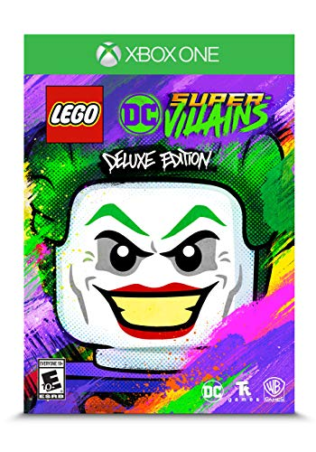 LEGO DC Super-Villains Deluxe Edition - Xbox -
