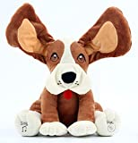 Plush Peek A Boo Singing Dog With Floppy Ears by Animal House | Plays Interactive Peek-A-Boo & Sings 'Do Your Ears Hang Low?'