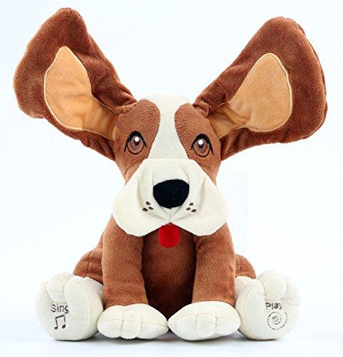 Stuffed Animal Of Your Dog - Animal House Plush Peek A Boo