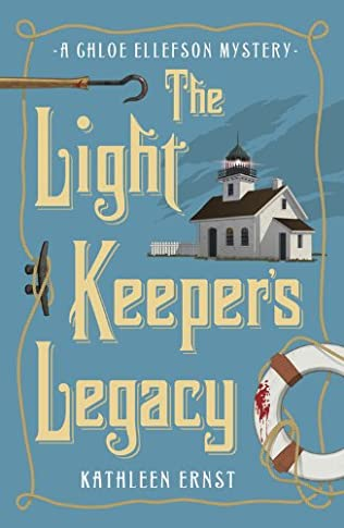 book cover of The Lightkeeper\'s Legacy