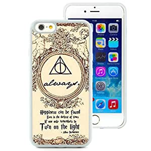Fashionable And Nice Designed Case For iPhone 6 4.7 Inch TPU With Harry Potter White Phone Case