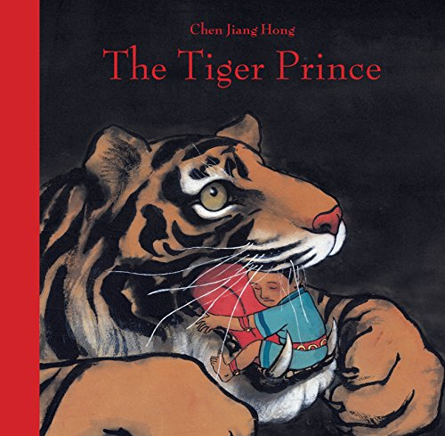 Image of The Tiger Prince