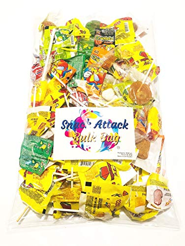 Mexican Lollipop Candy Assortment Pinata Party Mix, 3