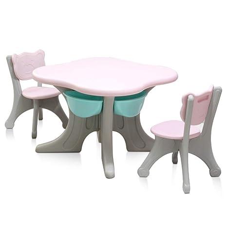Tremendous Amazon Com Gralet Home Childrens Table Chair Activity Inzonedesignstudio Interior Chair Design Inzonedesignstudiocom