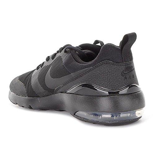 Nike Air Max Siren Mens Skor Svart Vit 749765-001 Nya Autentiska (11)