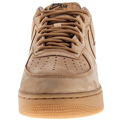 Force Flax WB gum 1 Brown Pelle Beige AA4061 Flax Flax Air Nike outd in 200 Light '07 Uomo Scarpe qwAHt6