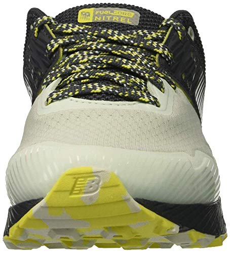 New Balance Women's Nitrel V2 FuelCore Trail Running Shoe Ocean air/Thunder/Limeade 5.5 B US by New Balance (Image #2)