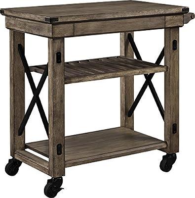 Altra Furniture Ameriwood Home Wildwood Wood Veneer Multi-Purpose