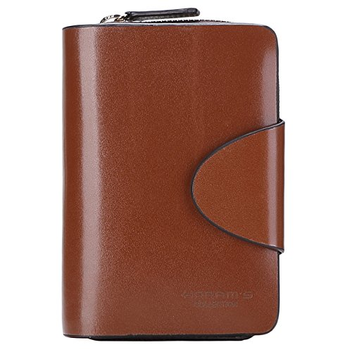Harrms Genuine Leather wallets Blocking product image