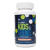 Ritestart® Kids & Teens, 120 Chewable Tablets