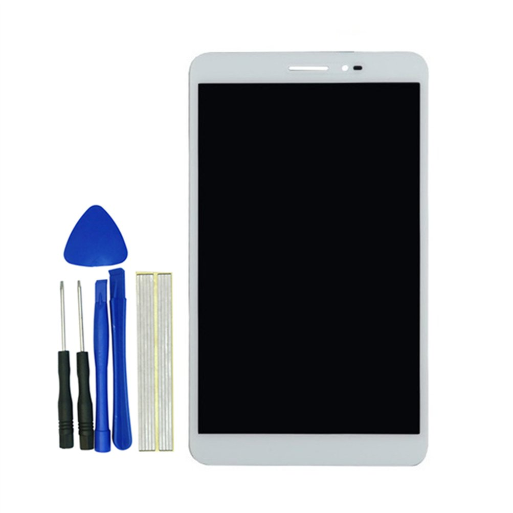 klesti Touch Display Digitizer Screen Replacement for Huawei MediaPad T2 8 Pro(white)