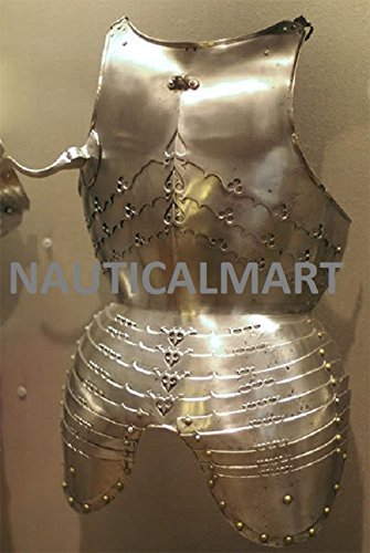 German Gothic Muscle Armor Jacket Collectible Replica Costume By Nauticalmart by NAUTICALMART