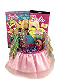 Barbie Themed Gift Box Girls Kids Crafts Birthdays, Get Well, Prizes Game Fun Basket