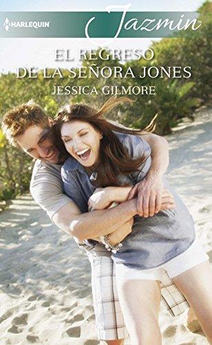 El regreso de la señora jones (Jazmín) (Spanish Edition ...