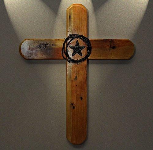 rustic-western-decorthe-old-el-paso-rustic-cross